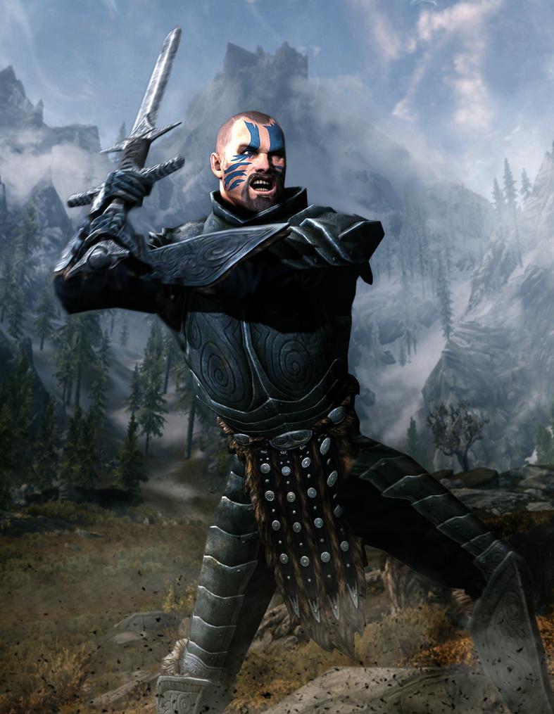 Francis: The Maniacal Nordic Swordsman by LordHayabusa357
