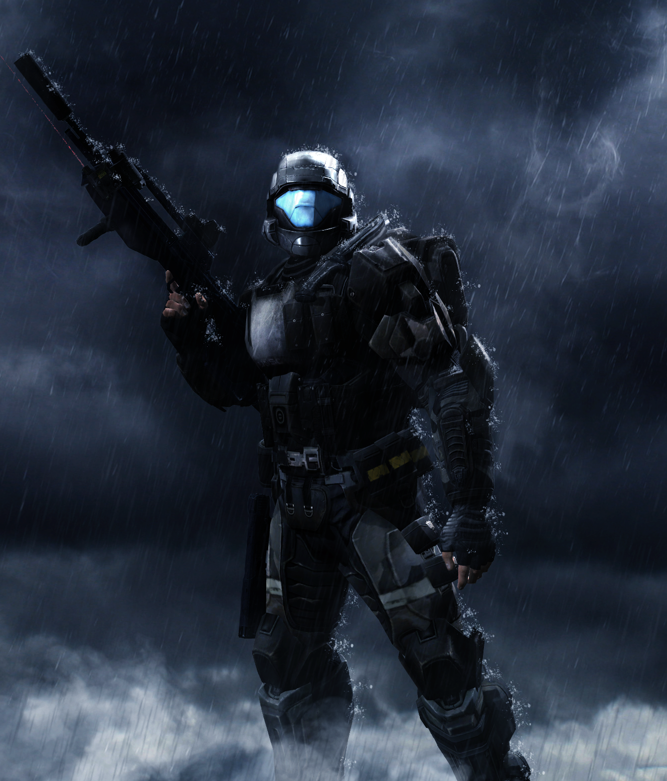 Who are these ODSTs? | Halo Universe | Forums | Halo