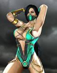 Jade the Sexy Edenian