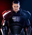 Team Shepard by LordHayabusa357