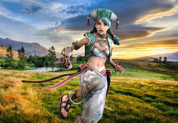 Run Free like the Wind by LordHayabusa357