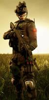 Spec Ops PLA Soldier