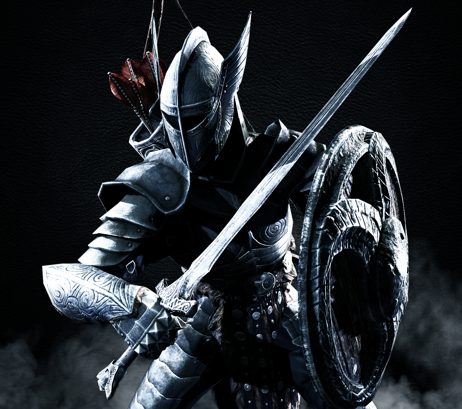 A Nordic Knight by LordHayabusa357