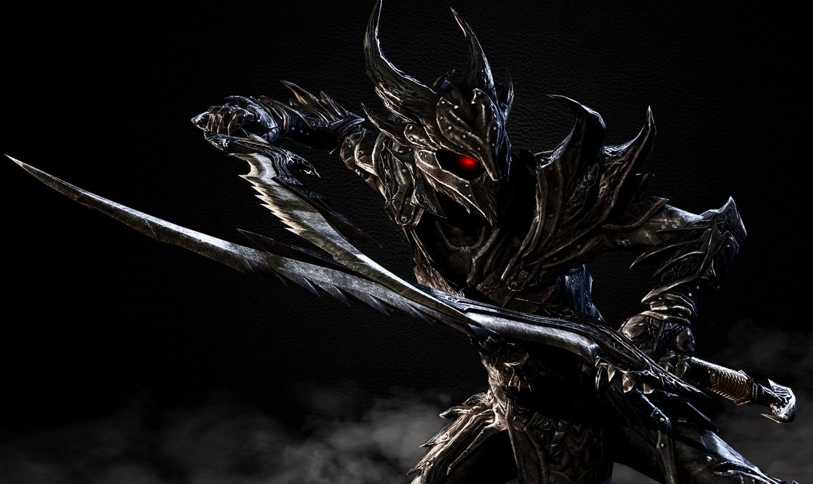 The Daedric Servant by LordHayabusa357
