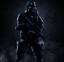 UNSC Army Soldier 5