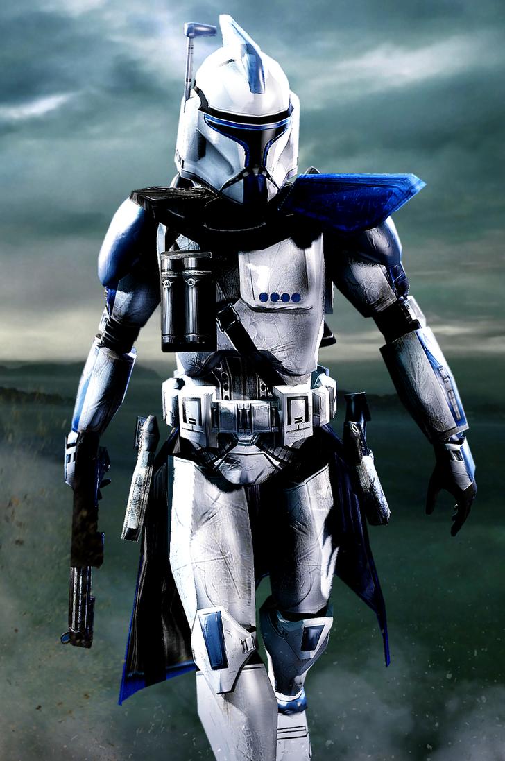 Captain Rex by LordHayabusa357