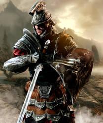 Imperial Legion Legate by LordHayabusa357