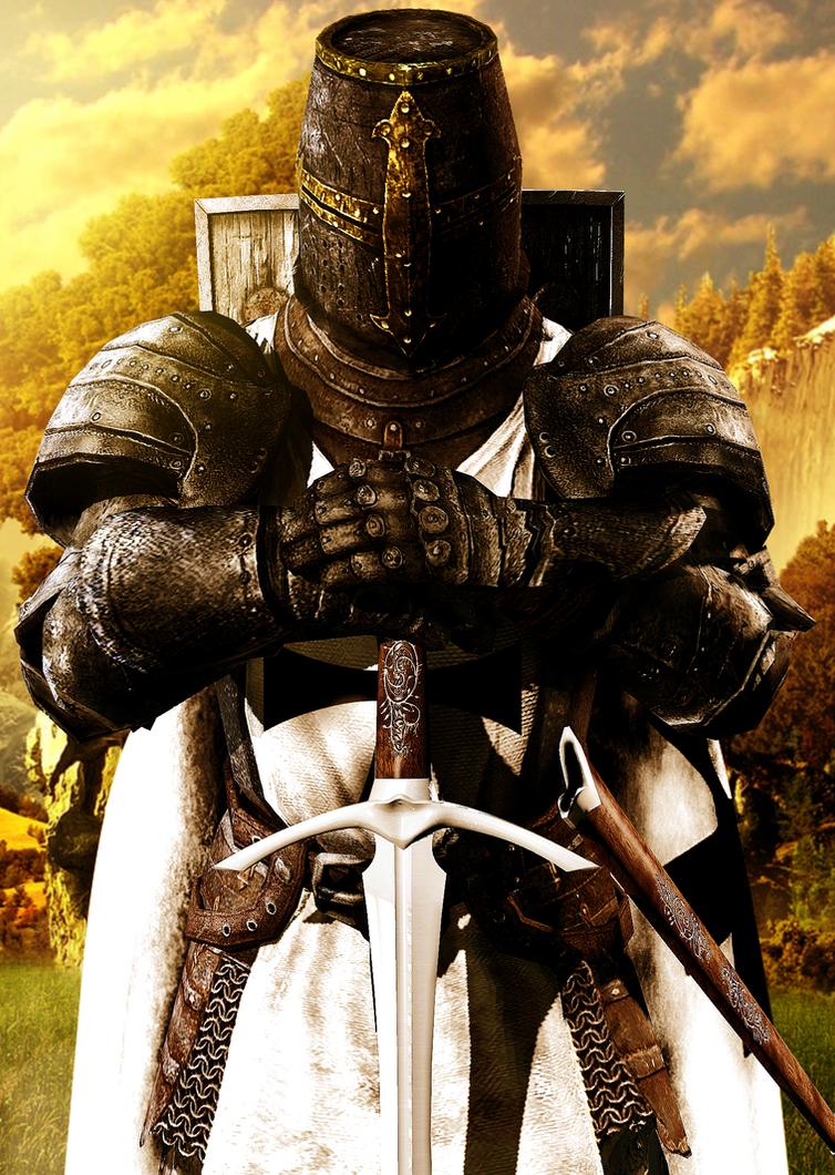 Teutonic Knight by LordHayabusa357