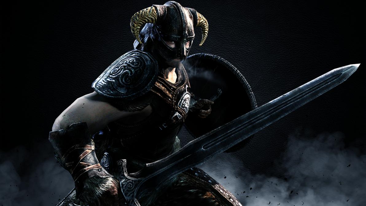 Dragonborn (Skyrim) vs. Hunter (Bloodborne)
