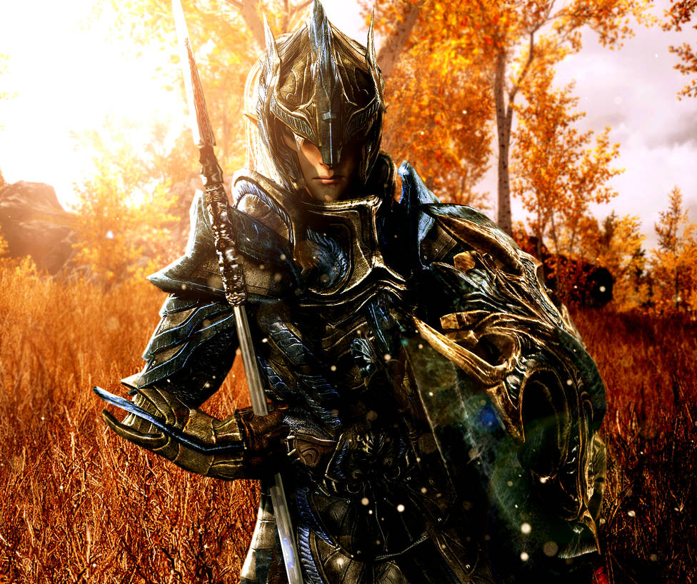 Valiant Elven Soldier