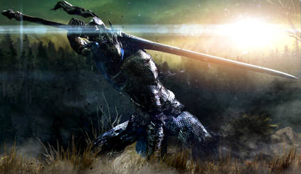Sir Artorias the Abyss Walker by LordHayabusa357