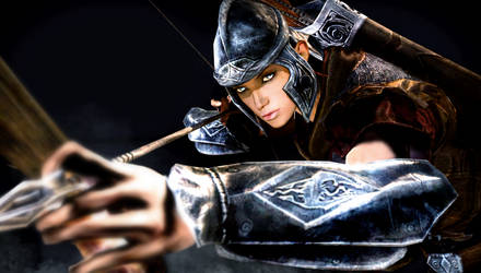 Imperial Female Archer