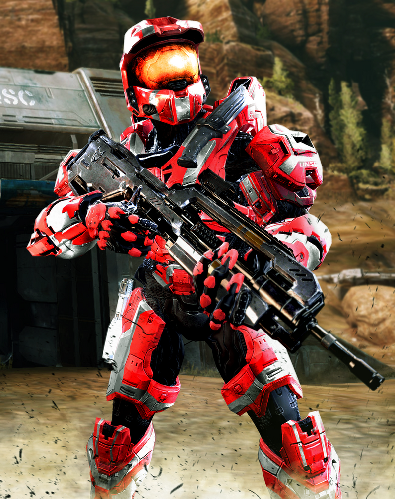 how to get mark vi armor in halo 4