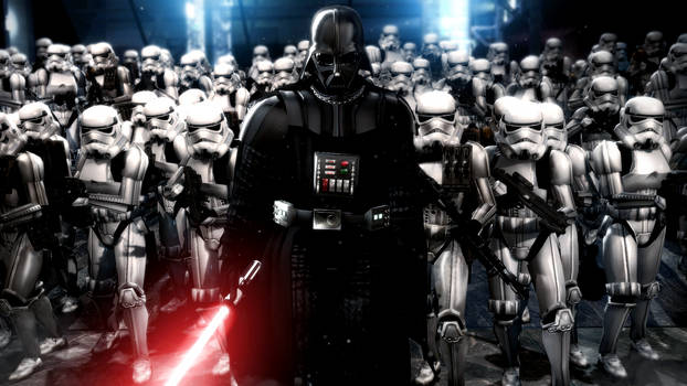 Vader's Stormtroopers