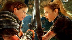 Sisters of Skyrim in Turmoil