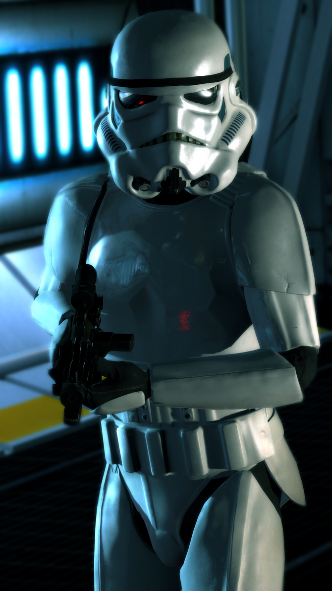 Imperial Stormtrooper by LordHayabusa357