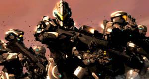 SPARTAN IV Group Onyx Team