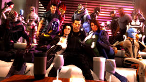 Shepard's Chill Party