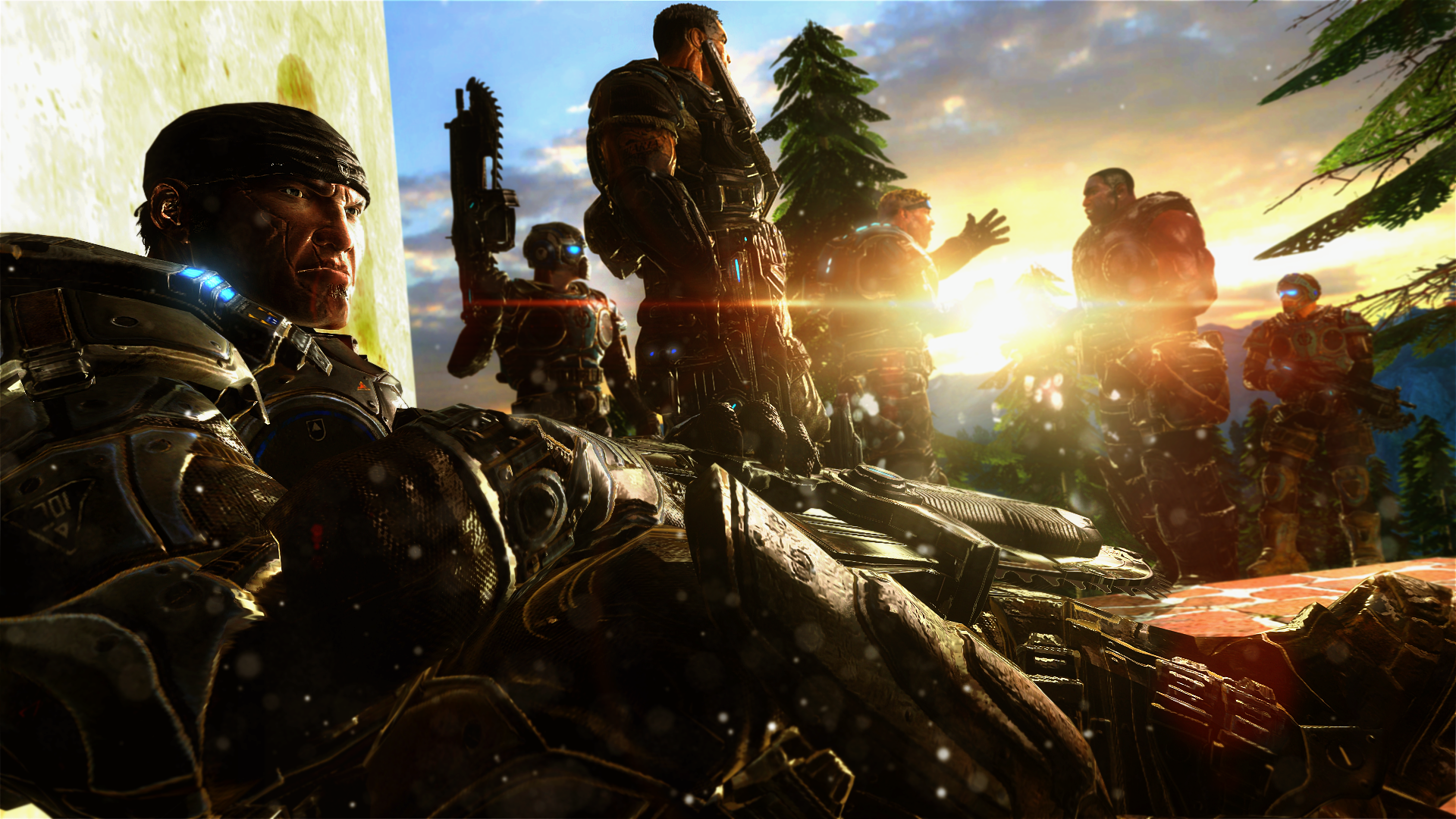 Archived  Gears Of War On EpicGamers DeviantArt