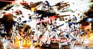 501st Legion's Assault (Enhanced Version)