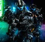 ODST Thunder Squad