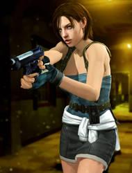 Jill's Survival by LordHayabusa357