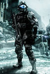 Tactical Urban ODST