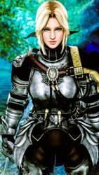 Joan of Arc (DOA) Close Up