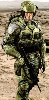 UNSC Marine (H2A)