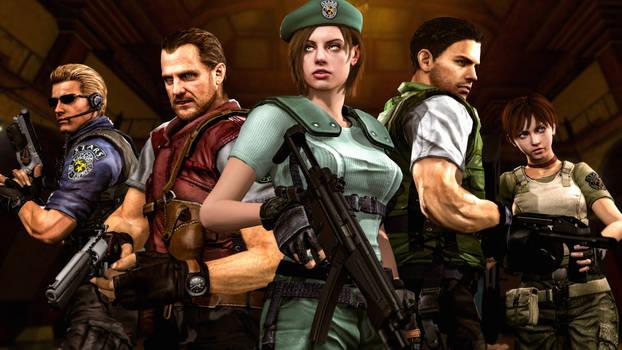 Resident Evil by LordHayabusa357