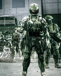 UNSC Marines (H2A) by LordHayabusa357