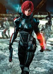 Commander Jane Shepard (ME3)