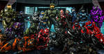 Master Chief's SPARTAN Harem. by LordHayabusa357