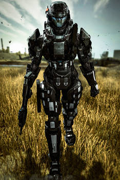 Female SPARTAN IV ODST