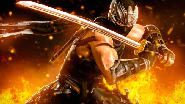 The Dragon Ninja