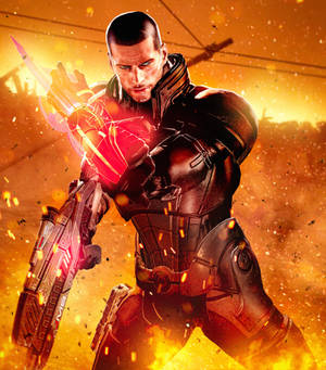 John Shepard (Mass Effect 3)