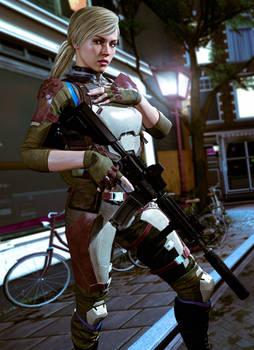 Cassie Cage (MK11)
