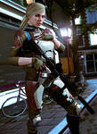 Cassie Cage (MK11) by LordHayabusa357