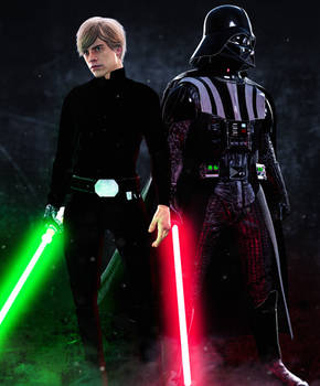 The Skywalker Legends