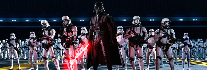 Vader's Troopers