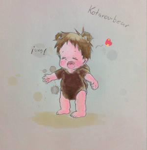 Kotarou Gakuen Babysitter