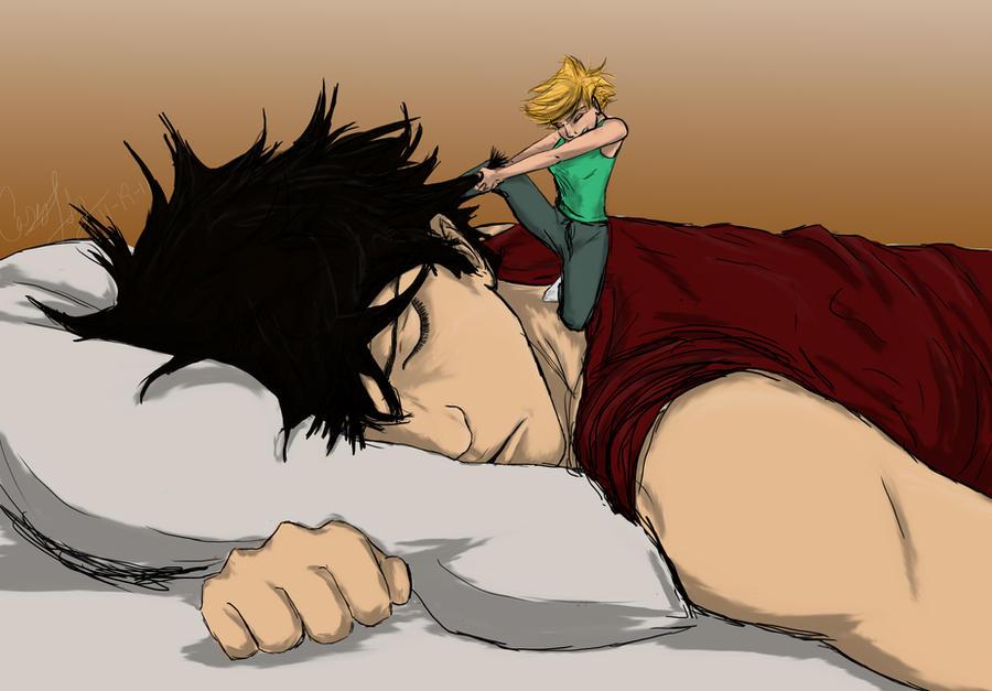 Wake up dammit by mistress0minx