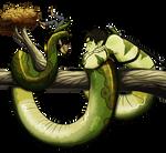 Naga YCH|pocketfrogs98