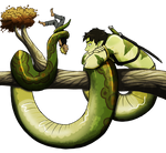 Naga YCH pocketfrogs98