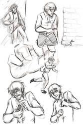 Commission|Zev+Nero SketchPage