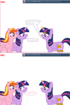 Ask Twilight and Copycat #4