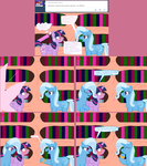 Ask Twilight and Copycat #7