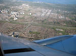 Toronto From The Air by ltdalius