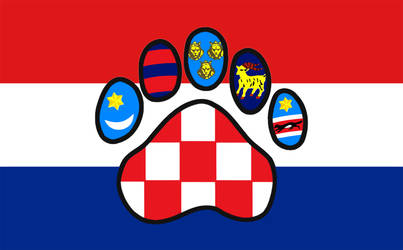 CroFurry - Croatianfurs flag by ltdalius