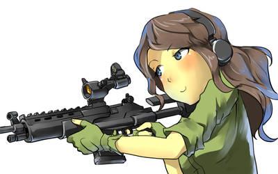 take aim by ilyakovlev
